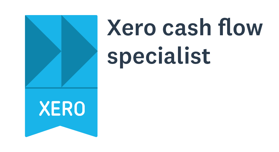 Xero Certified Cashflow Advisor