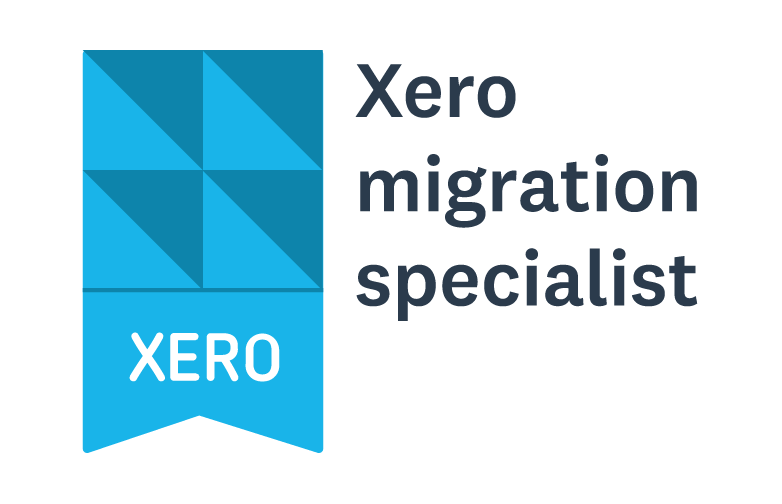 Xero Migration Badge